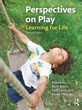 Perspectives on Play: Learning for Life, 1st Edition (Paperback) book cover