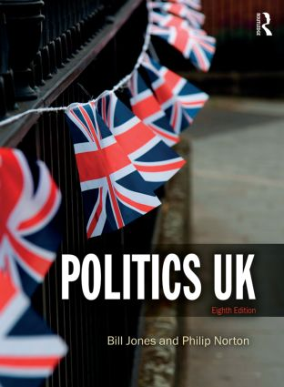 Politics UK book cover