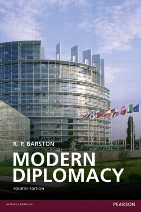 Modern Diplomacy: 4th Edition (Paperback) book cover