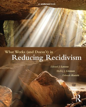What Works (and Doesn't) in Reducing Recidivism (Paperback) book cover