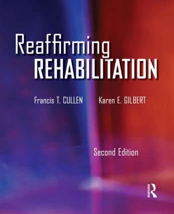 Reaffirming Rehabilitation: 2nd Edition (Paperback) book cover