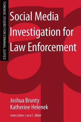 Social Media Investigation for Law Enforcement