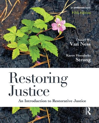 Restoring Justice: An Introduction to Restorative Justice, 5th Edition (Paperback) book cover