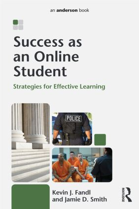 Success as an Online Student: Strategies for Effective Learning, 1st Edition (Paperback) book cover