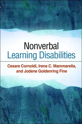 Nonverbal Learning Disabilities: 1st Edition (Hardback) book cover