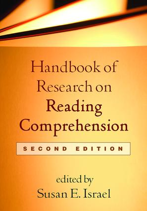 Handbook of Research on Reading Comprehension, Second Edition book cover