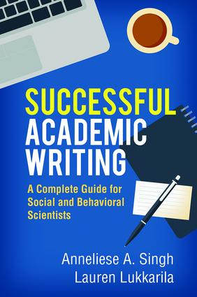 Successful Academic Writing: A Complete Guide for Social and Behavioral Scientists book cover