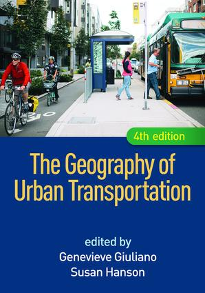 The Geography of Urban Transportation, Fourth Edition book cover