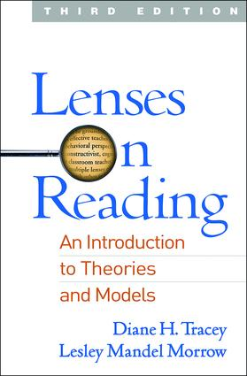 Lenses on Reading, Third Edition: An Introduction to Theories and Models book cover