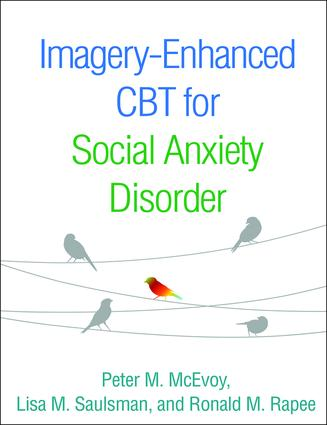 Imagery-Enhanced CBT for Social Anxiety Disorder book cover