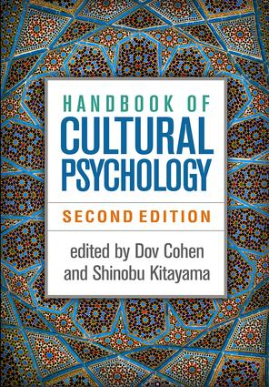 Handbook of Cultural Psychology, Second Edition: 2nd Edition (Hardback) book cover