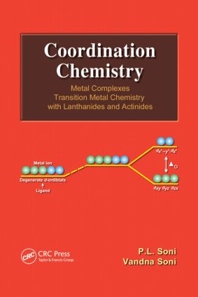 Coordination Chemistry: Metal Complexes, 1st Edition (Hardback) book cover