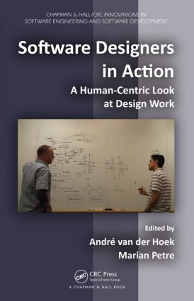 Software Designers in Action: A Human-Centric Look at Design Work book cover