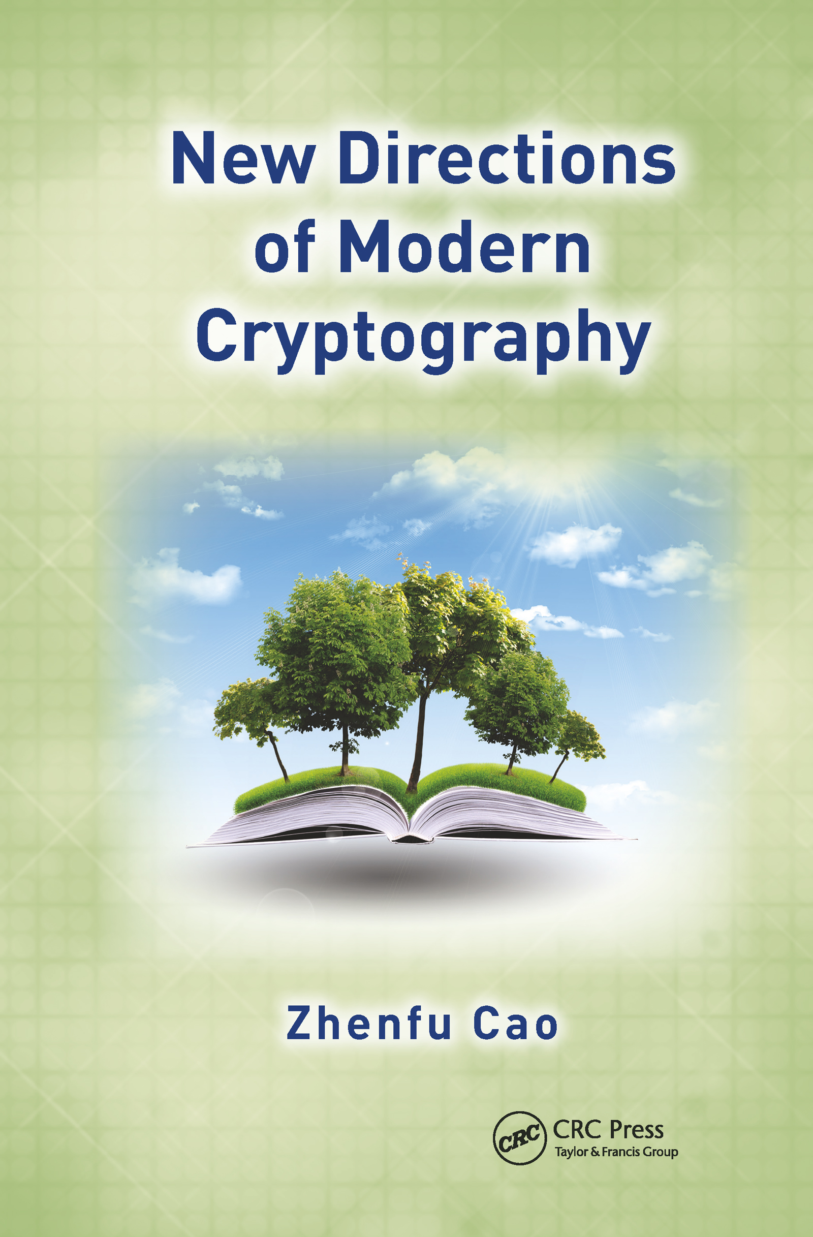 New Directions of Modern Cryptography (Hardback) book cover