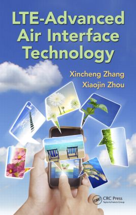LTE-Advanced Air Interface Technology (Hardback) book cover