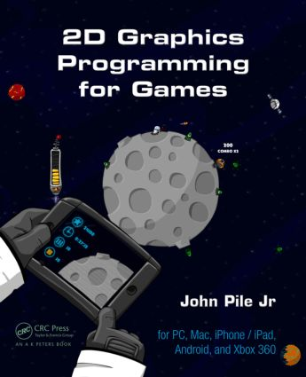 2D Graphics Programming for Games: 1st Edition (Hardback) book cover