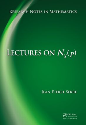 Lectures on N_X(p) book cover