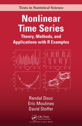 Nonlinear Time Series: Theory, Methods and Applications with R Examples (Hardback) book cover