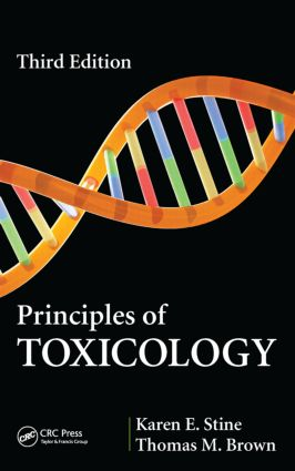 Principles of Toxicology: 3rd Edition (Hardback) book cover