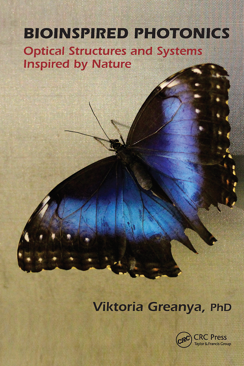 Bioinspired Photonics: Optical Structures and Systems Inspired by Nature, 1st Edition (Hardback) book cover