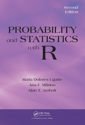 Probability and Statistics with R: 2nd Edition (Hardback) book cover