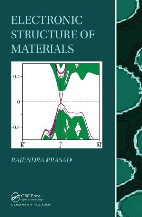 Electronic Structure of Materials: 1st Edition (Hardback) book cover