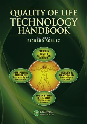 Quality of Life Technology Handbook (Hardback) book cover