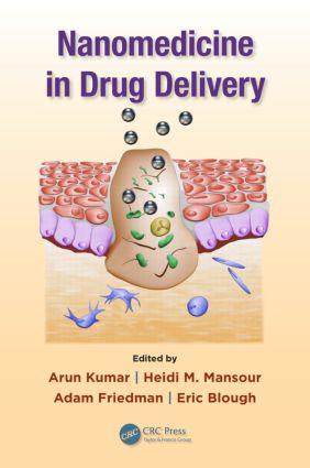 Nanomedicine in Drug Delivery: 1st Edition (Hardback) book cover