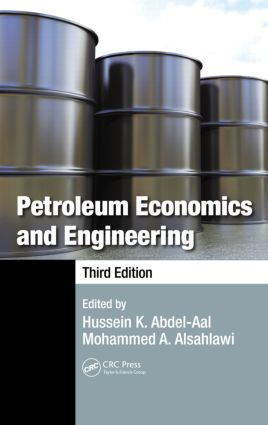 Petroleum Economics and Engineering: 3rd Edition (Hardback) book cover