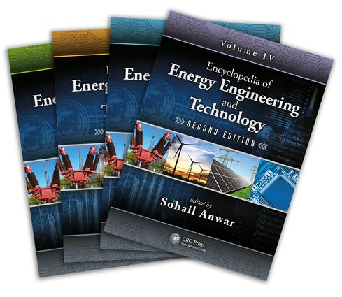 Encyclopedia of Energy Engineering and Technology - Four Volume Set (Print): 2nd Edition (Hardback) book cover