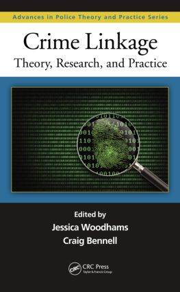 Crime Linkage: Theory, Research, and Practice (Hardback) book cover