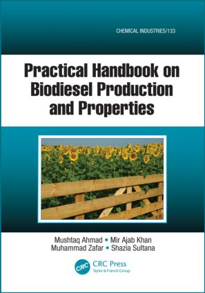 Practical Handbook on Biodiesel Production and Properties book cover
