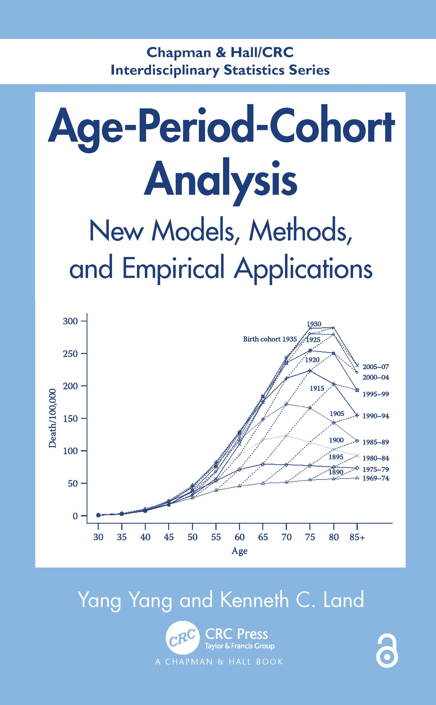 Age-Period-Cohort Analysis: New Models, Methods, and Empirical Applications (Hardback) book cover