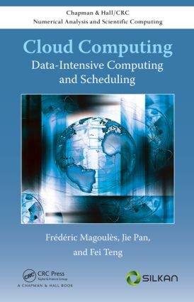Cloud Computing: Data-Intensive Computing and Scheduling (Hardback) book cover