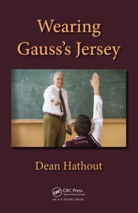 Wearing Gauss's Jersey: 1st Edition (Hardback) book cover