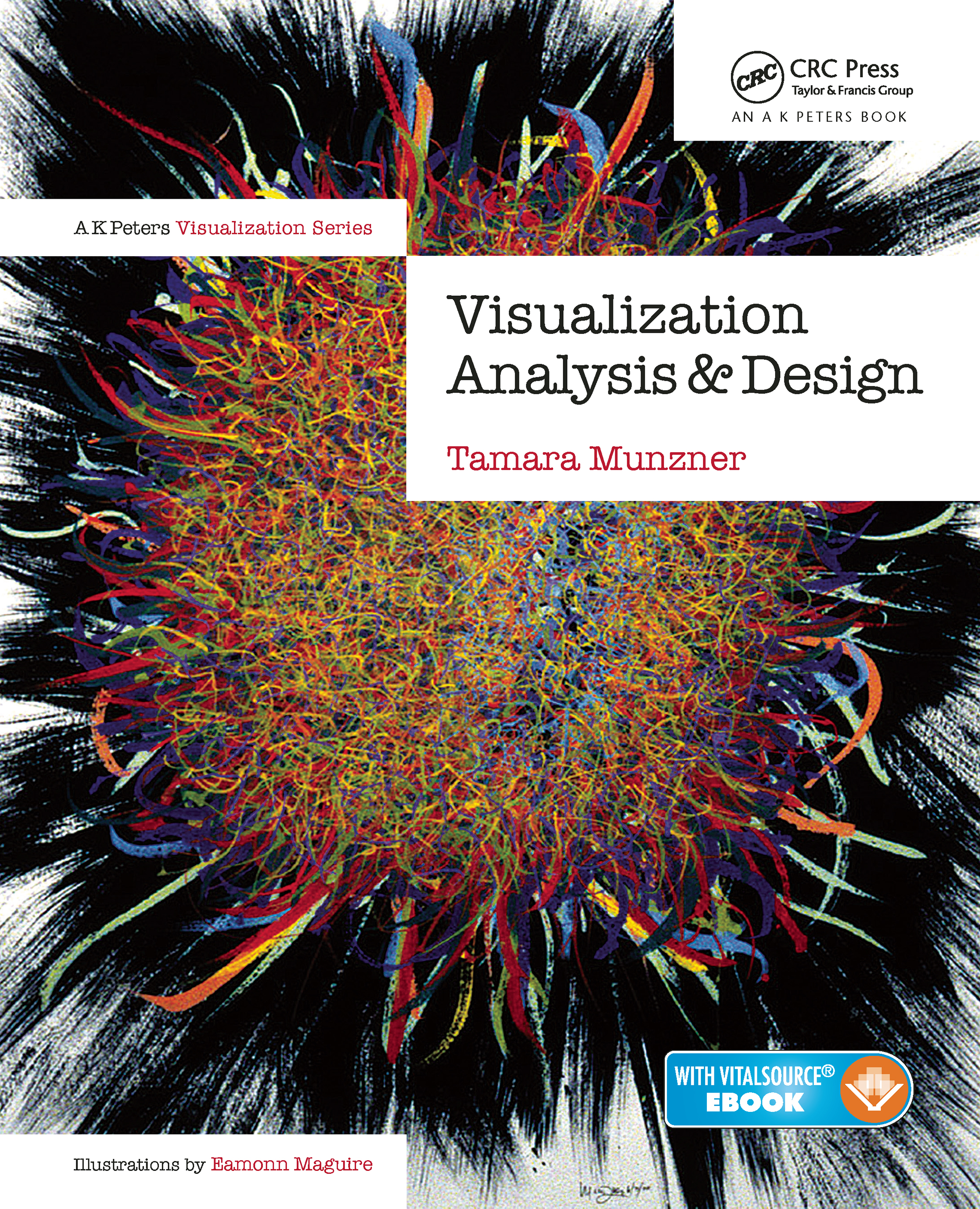 Visualization Analysis and Design: 1st Edition (e-Book) book cover