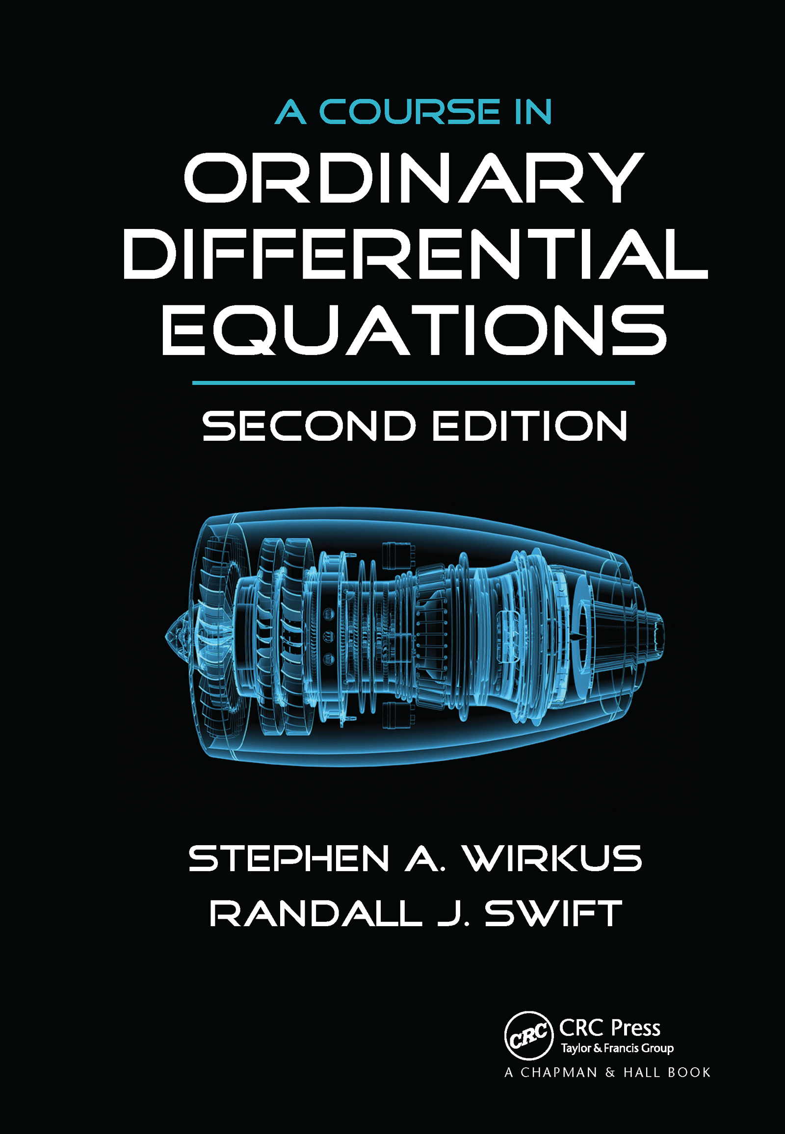 A Course in Ordinary Differential Equations: 2nd Edition (Hardback) book cover