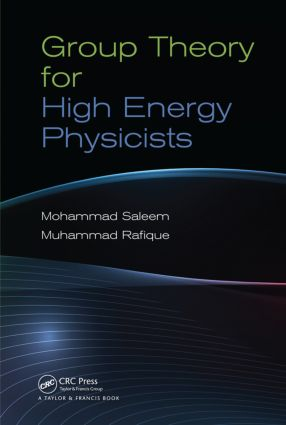 Group Theory for High Energy Physicists (Hardback) book cover