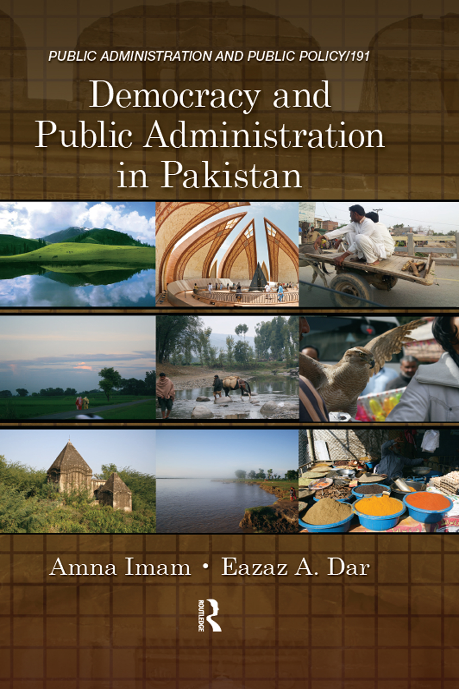 Democracy and Public Administration in Pakistan (Hardback) book cover