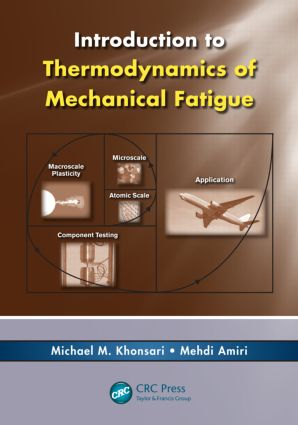 Introduction to Thermodynamics of Mechanical Fatigue (Hardback) book cover