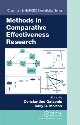 Methods in Comparative Effectiveness Research book cover