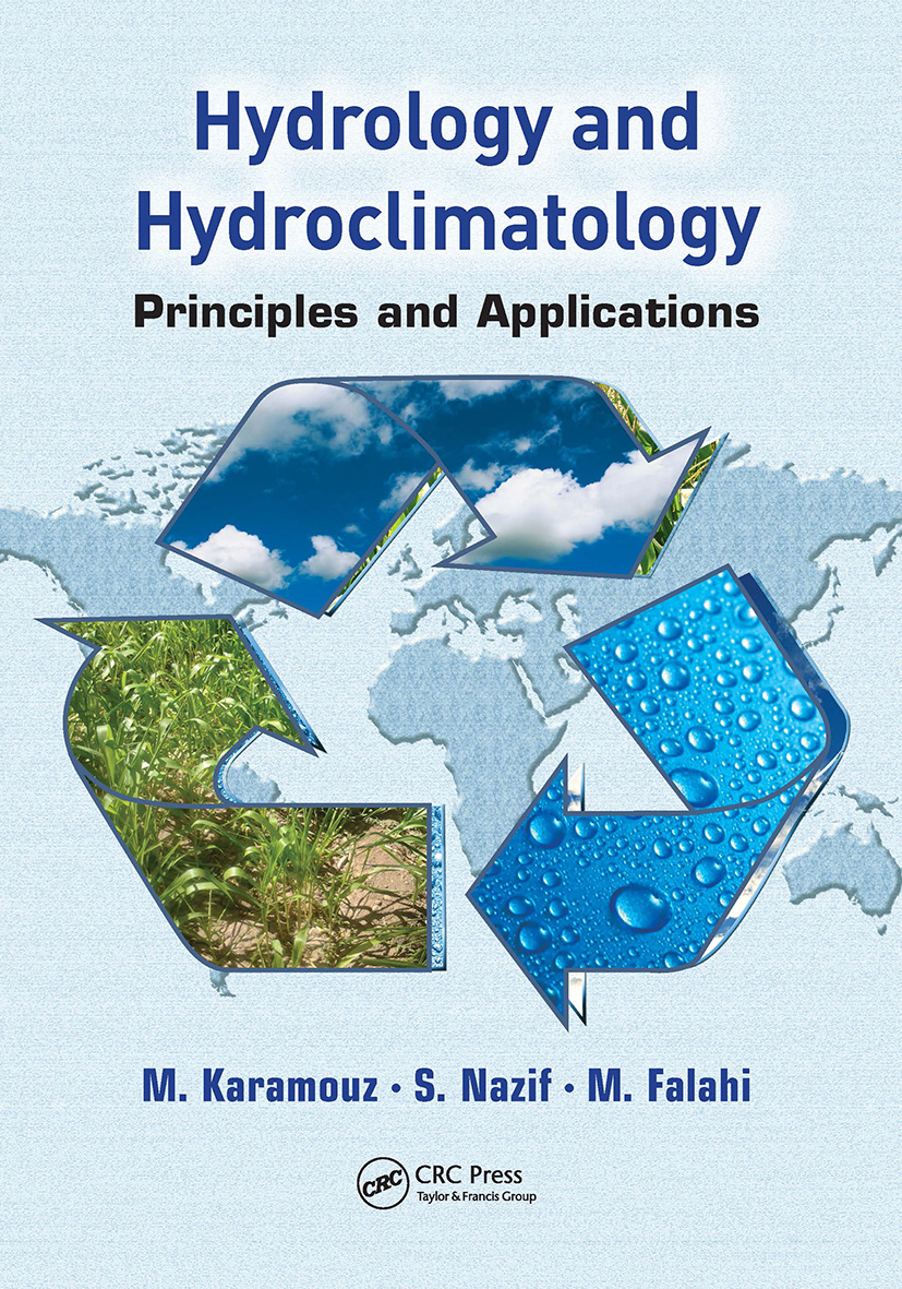 Hydrology and Hydroclimatology: Principles and Applications (Hardback) book cover