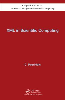 XML in Scientific Computing (Hardback) book cover