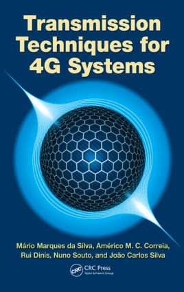 Transmission Techniques for 4G Systems: 1st Edition (Hardback) book cover