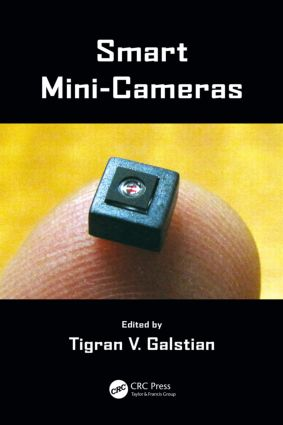 Smart Mini-Cameras: 1st Edition (Hardback) book cover