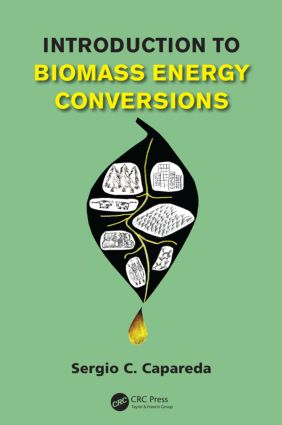 Introduction to Biomass Energy Conversions: 1st Edition (Hardback) book cover