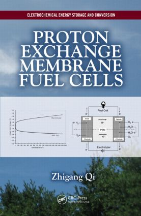 Proton Exchange Membrane Fuel Cells: 1st Edition (Hardback) book cover