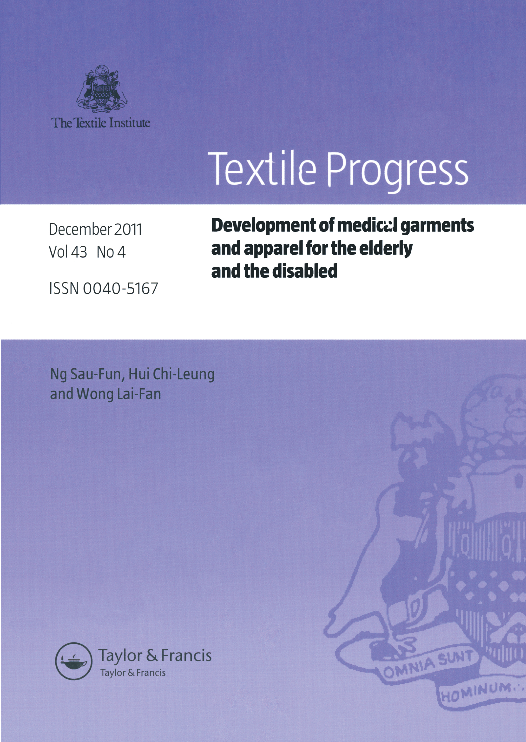Development of Medical Garments and Apparel for the Elderly and the Disabled book cover