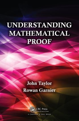 Understanding Mathematical Proof (Paperback) book cover