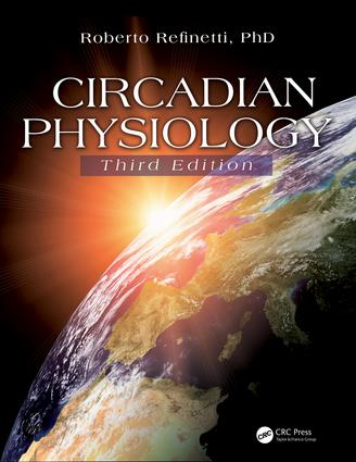 Circadian Physiology: 3rd Edition (Hardback) book cover